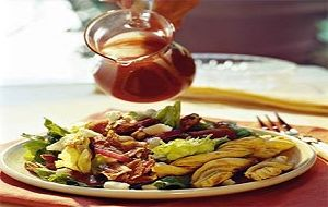Özel salata sosu