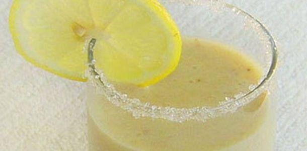 Limonlu milkshake
