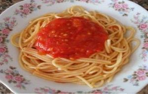 Napoliten domates sosu
