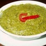 Yeşil sos