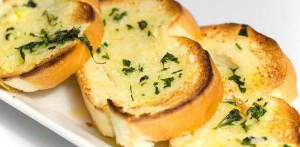 Fırında kızarmış ekmek resmi