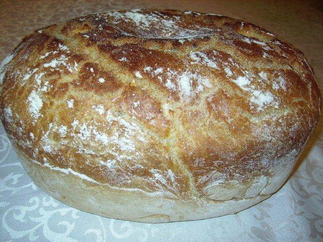 Kepekli ekmek yapımı