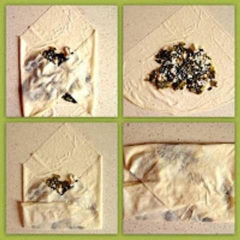 Peynirli gözleme resimli