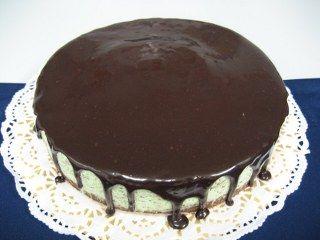 Çikolatalı cheese kek yapımı
