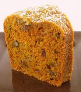 Balkabaklı kek