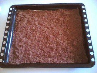Bisküvili rulo tatlı yapımı