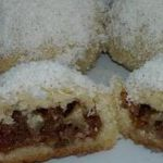 Elmalı şerbetli kurabiye