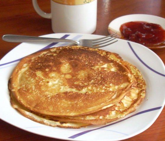 Kahvaltılık krep