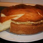 Kakaolu cheese kek