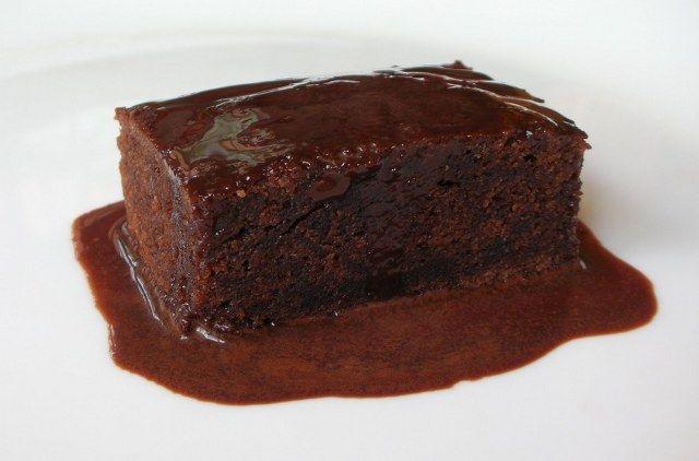 Karakız pastası