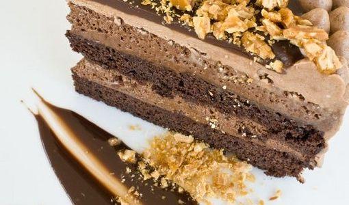 Kolay yaş pasta