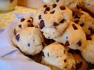Çikolatalı kurabiye yapımı
