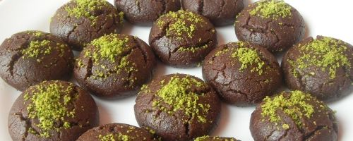 Şerbetli kurabiye resimli