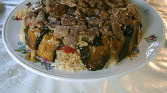 Arap pilavı