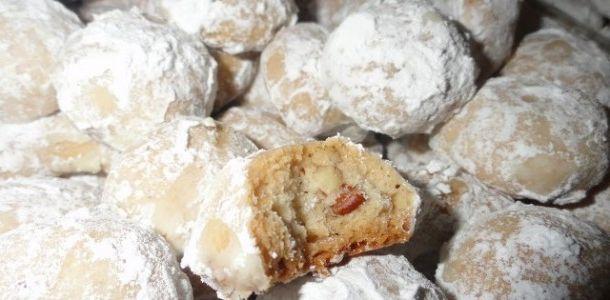 Cevizli un kurabiyesi