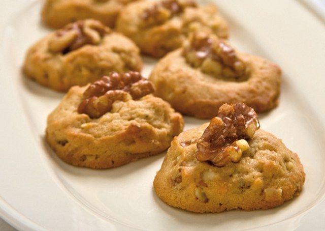 Fındıklı cevizli kurabiye