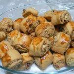 Fındıklı rulo kurabiye