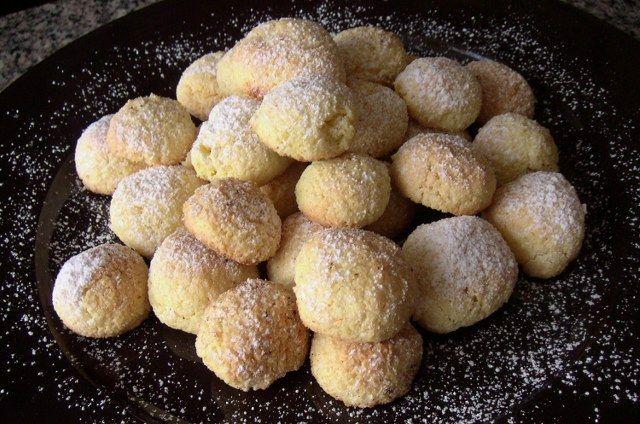 Hindistan cevizli kurabiye yapılışı