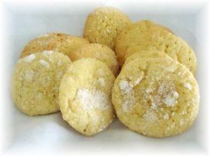 Limonlu kurabiye resimli