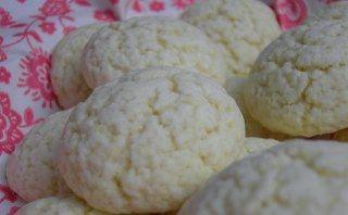 Nişastalı kurabiye resimli