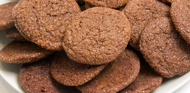 Pekmezli kurabiye