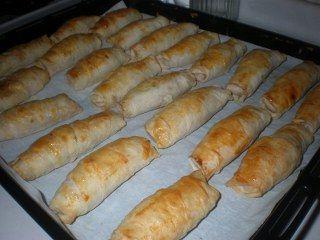 Patatesli börek yapılışı