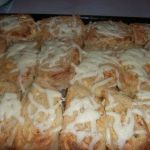Patatesli kaşarlı börek