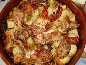 Tavuk güveç