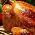 Tavuk tandır