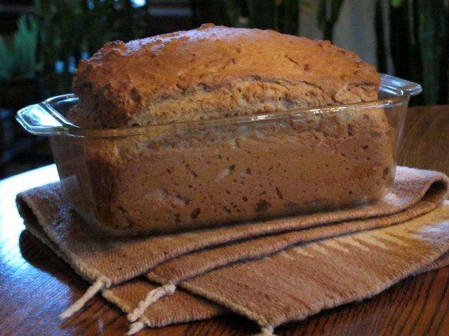 Glutensiz ekmek yapılışı