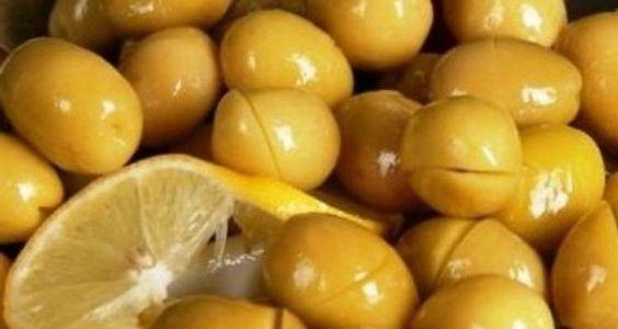 Kırma zeytin