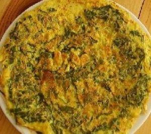 Semizotlu omlet