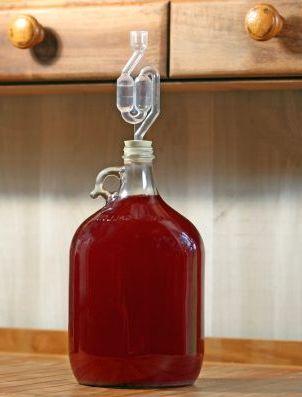 Ev yapımı şarap