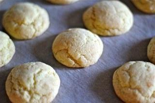 Köy kurabiyesi yapımı