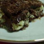 Bebe bisküvili kakaolu pasta