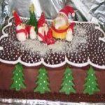 Yılbaşı pastası