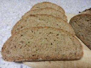 Kepekli ekmek