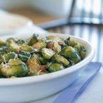Brüksel lahanası salatası