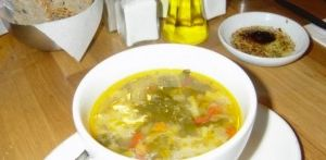 Vitamin çorbası